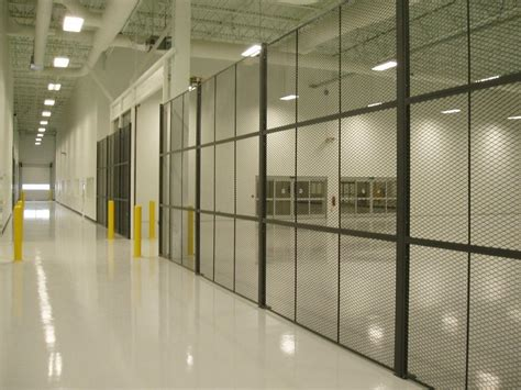 Amico Security Products Secura Mesh Cage And Partition