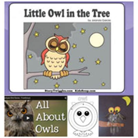 owls preschool activities crafts lessons and printables 880 | LittleOwl Twiggle Book 0