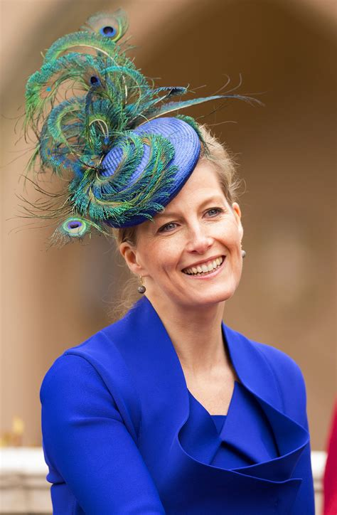 Great-Aunt: Sophie, Countess of Wessex | How Is New Royal ...