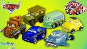 Cars Youtube Français : disney cars micro drifters 6 voitures cars 2 radiator springs fran ais 4k super h ros les ~ Medecine-chirurgie-esthetiques.com Avis de Voitures