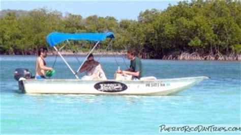 Boating License Puerto Rico la parguera boat rental mangrove cays puerto rico day
