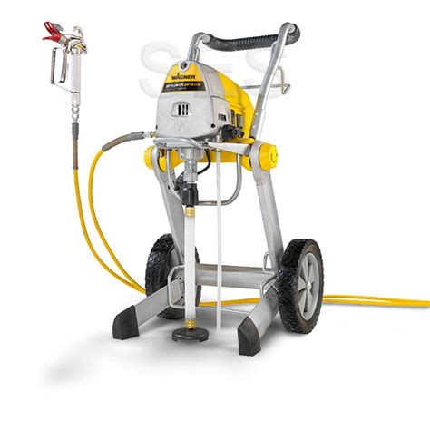 Wagner Paint Sprayer For Ceilings by Wagner Project Pro 119 230v Airless Spray Unit Ebay