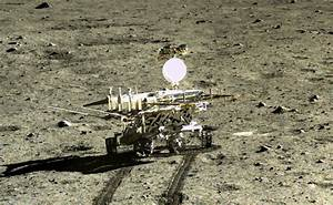 Chinese lunar rover's rock analysis reveals a more diverse ...