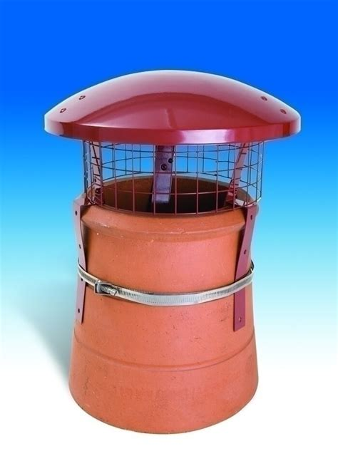 how to make a rain guard for bird feeder chimney pot cowl bird guard cap top terracotta colour colt fix stove ebay