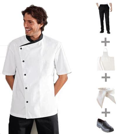 vetement de cuisine bragard pack vêtements de cuisine et tenues complètes apprentis