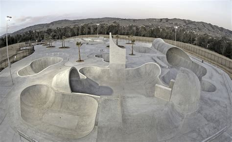 Designing The World's Best Skate Parks