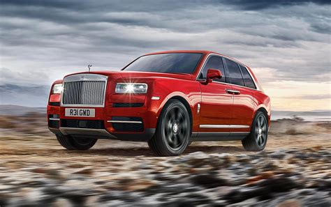 Rolls Royce 2019 : 2019 Rolls-royce Cullinan Suv Has Arrived, Priced From