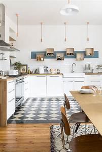fusion d renovation decoration maison bourgeoise idees With plan de maison design 9 renovation cuisine contemporaine et douce dans maison