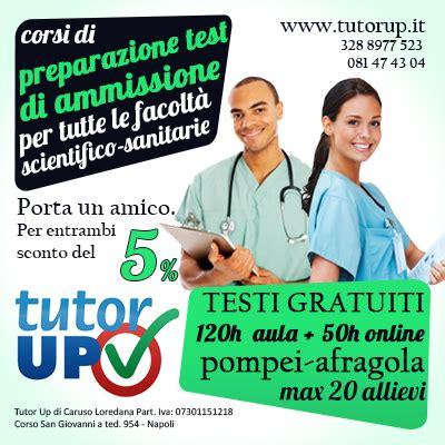 Preparazione Test Medicina 2015 by Bando Ammissione Cattolica 2015 2016 Tutor Up
