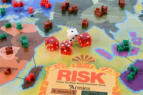 Where To Play Risk (and Risk Alternatives) Online