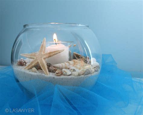 beach theme centerpiece ideas weddingbee