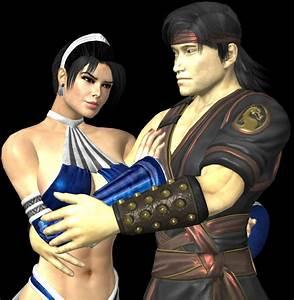 Kitana and Liu Kang II by artemismoonguardian on DeviantArt