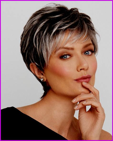 coupe de cheveux court femme 50 ans coiffure femme 2018 cheveux courts 50 ans 82395 meilleur