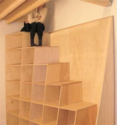 attic loft ladders for high ceilings 15 modern stairs creative staircase designs urbanist