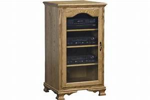 Heritage Stereo Cabinet - Amish Furniture Store - Mankato, MN