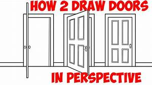 open door Archives - How to Draw Step by Step Drawing ...