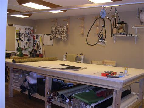 Upholstery Workroom by Cathy S Studio Workroom Table Workroom Supplies In 2019