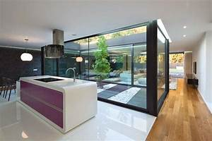 Patios interiores de casas modernas buscar con google for Patios interiores de casas