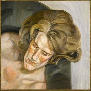Lucian Freud letters and drawings up for auction - BBC News