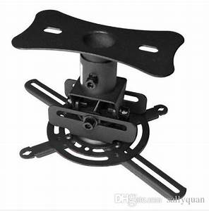 2019 Universal Led Lcd Projector Ceiling Mount Adjustable
