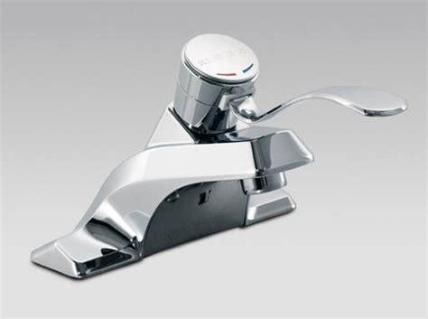 moen 8400 commercial single handle lavatory faucet chrome