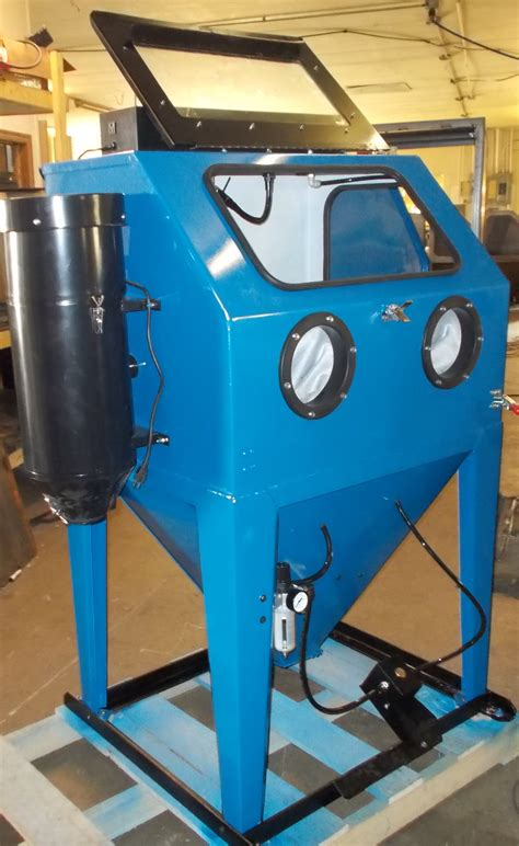 Bead Blast Cabinets Used by Bead Blasting Cabinet Bb850xld Fl