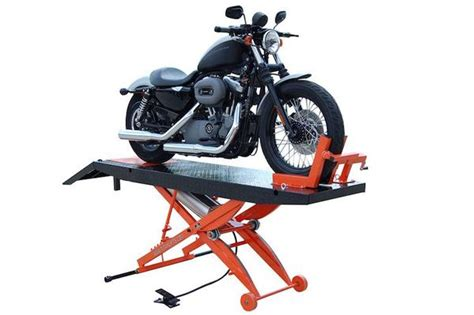 titan sdml 1000d motorcycle lift recommended by bikers