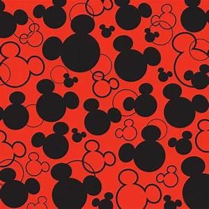 Disney Mickey Mouse Scrapbook Paper   Michael 2 ...
