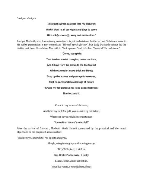 William Shakespeare Resume Biography by Macbeth Homework Help