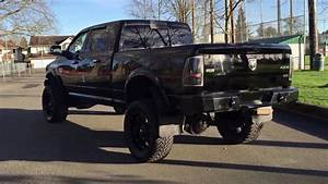2012 Dodge Ram 3500 8 U0026quot  Lift With Dual Fox Reservoir Shocks