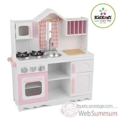cuisine kidkraft cuisine cagnarde kidkraft 53222 dans cuisine enfant