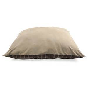 dallas manufacturing 42 in x 52 in giant brushed pet bed
