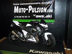 Kawasaki Z800 Prix : kawasaki z800 performance roadster occasion moto pulsion concessionnaire moto exclusif ~ Maxctalentgroup.com Avis de Voitures