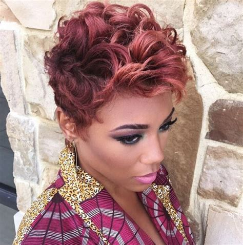 Cute Hairstyles for Black Women Short Hair