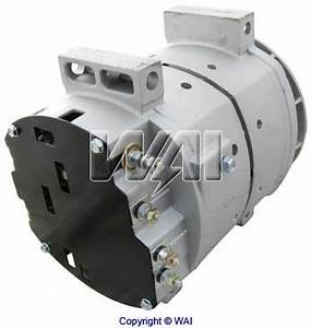 8614n  Ref  Num 1-2684-00dr   Alternator