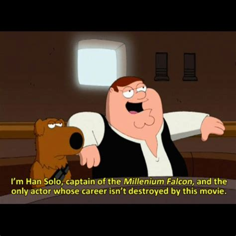 Family Guy Panic Room Quotes
