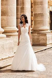 Robe De Mariée Moderne : les robes de mari e qui vont vous donner envie de dire ~ Melissatoandfro.com Idées de Décoration