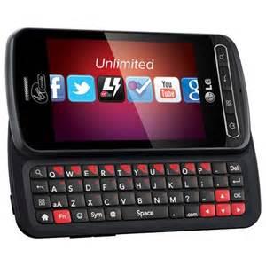 Virgin Mobile Slider Phones