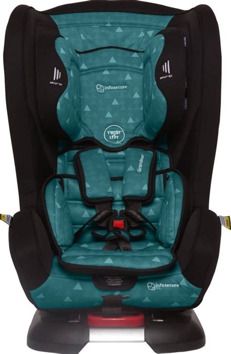 infasecure grandeur treo convertible car seat  baby