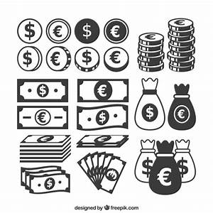 Money icons Vector | Free Download