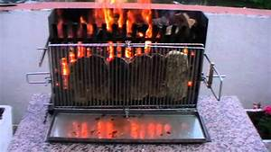 BARBECUE ECOLO A CUISSON VERTICALE YouTube
