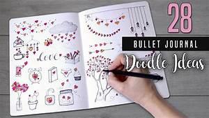 bullet journal doodles 28 doodle ideas for valentines