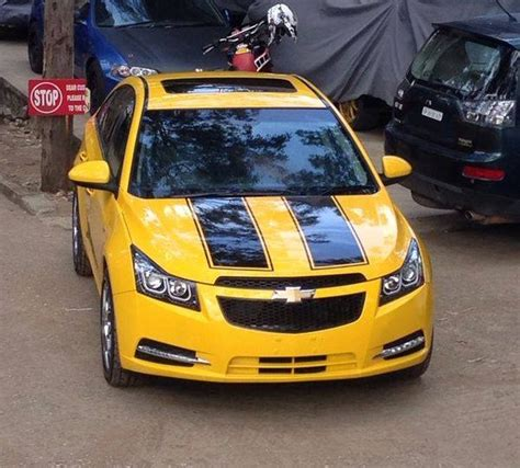 indias hottest modified chevrolet cruze cars