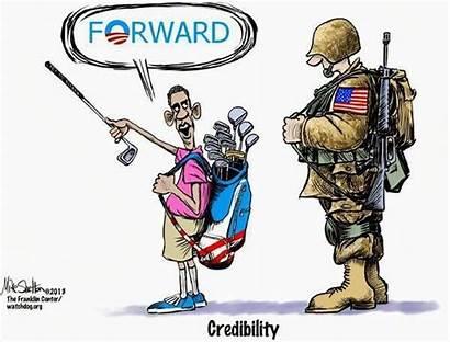 Chief Commander Clipart Obama President Cartoons Cartoon