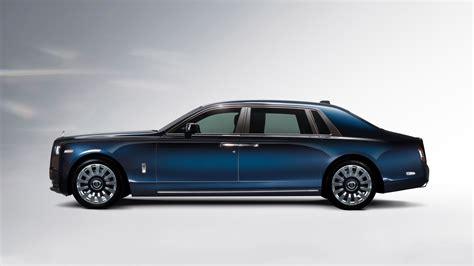 2018 Rolls Royce Phantom Ewb A Moment In Time 4k Wallpaper