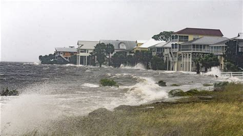 Hurricane Michael, At Category 4 With 150-mph Winds, On