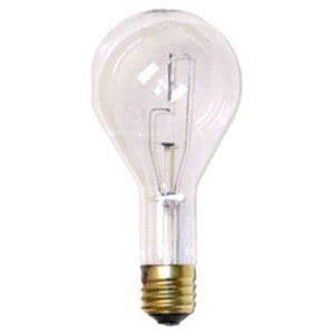 general electric lighting 300w 130v mog base clear
