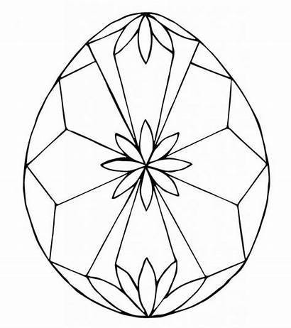 Coloring Diamond Pages Pattern Printable Shape Popular