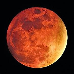NASA Four Blood Moons - Pics about space