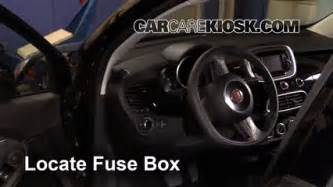 2012 Fiat 500 Fuse Box Location by Cabin Filter Replacement Fiat 500x 2016 2016 2016 Fiat